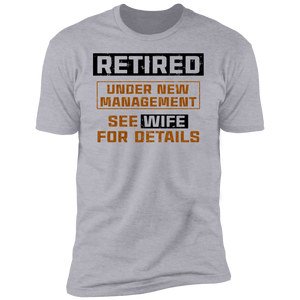 Retirement Short Sleeve T-Shirt