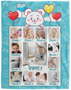 best custom printed blankets