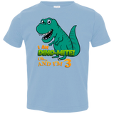 Dino Birthday Tshirt