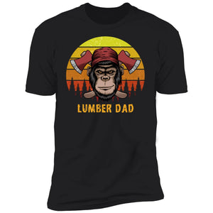 Lumber Dad T-Shirt