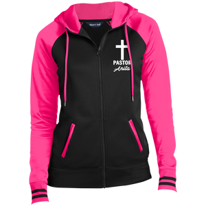 Pastor Full-Zip Hooded Ladies Jacket