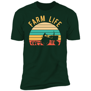 Farm Life Short Sleeve T-Shirt