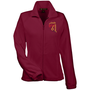 911 dispatcher Fleece Jacket