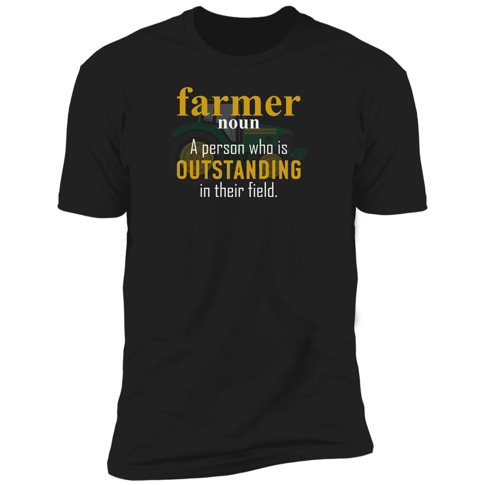 I'd Rather Be Farming T-Shirt