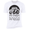 My Farm My Rules T-Shirt