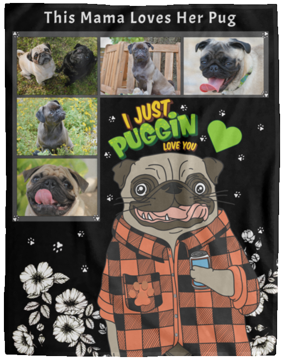 Pug Gift With Personalization