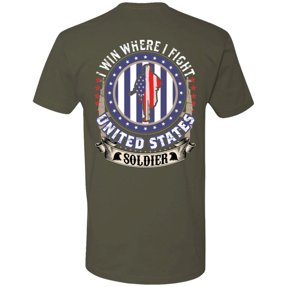 USA Army Soldier T-Shirt