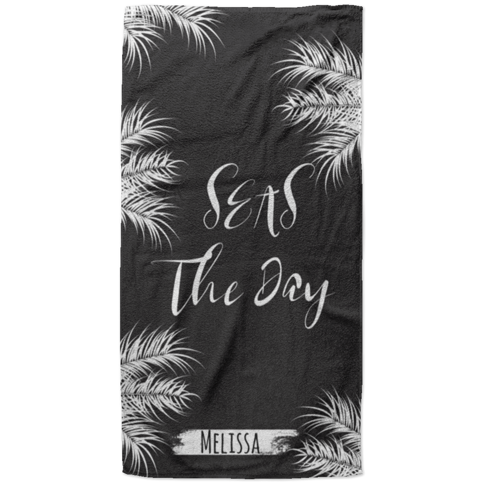Custom Printed Beach Towels