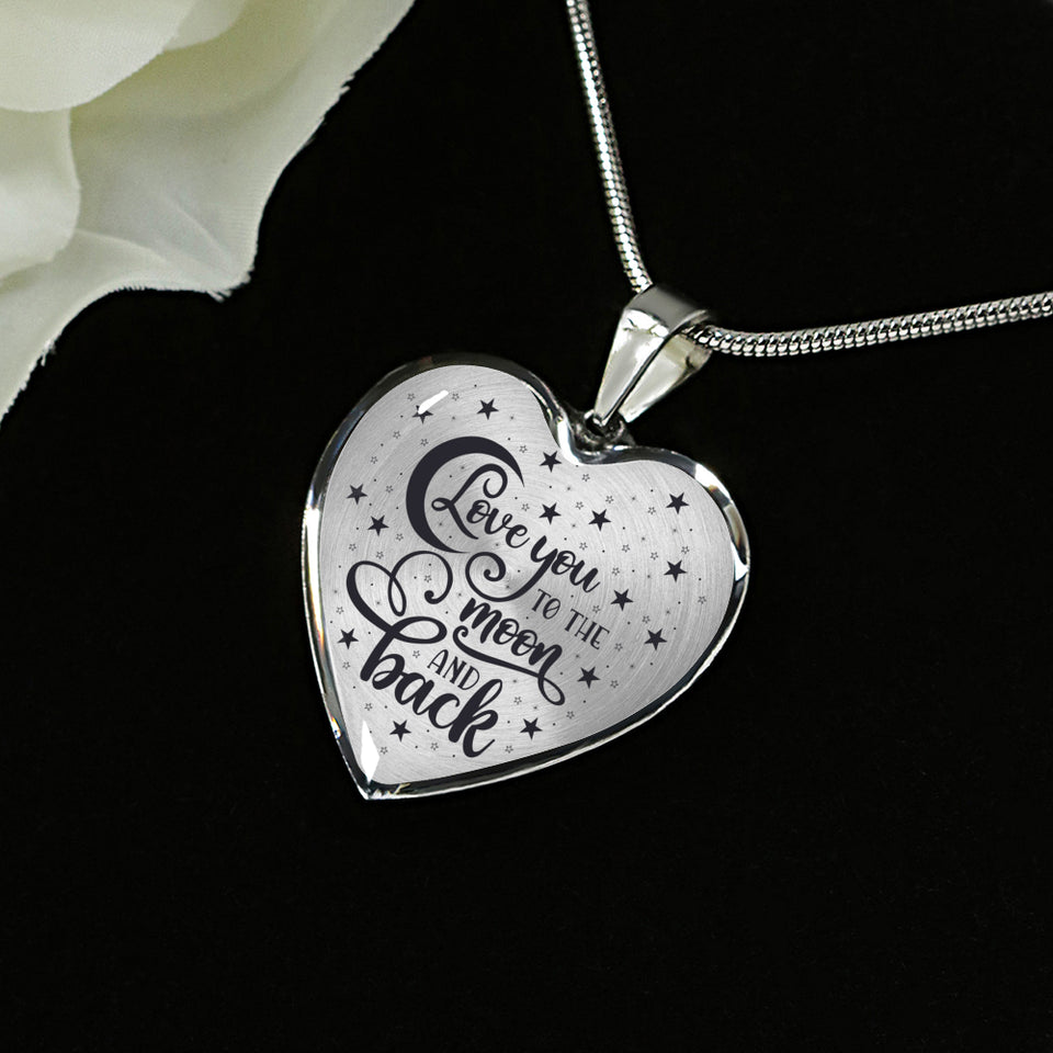 Valentines Heart Necklace