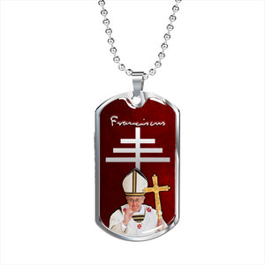 Pope Francis Necklace