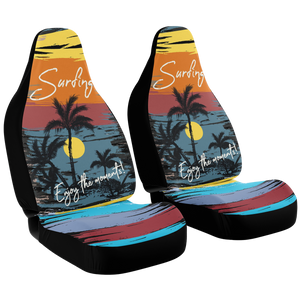Surfing Car Seat Covers