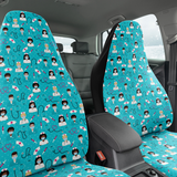 Nurse Gift Car Seat Covers