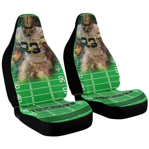 Football Car Seat Covers