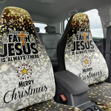 Christmas Christian Seat Covers
