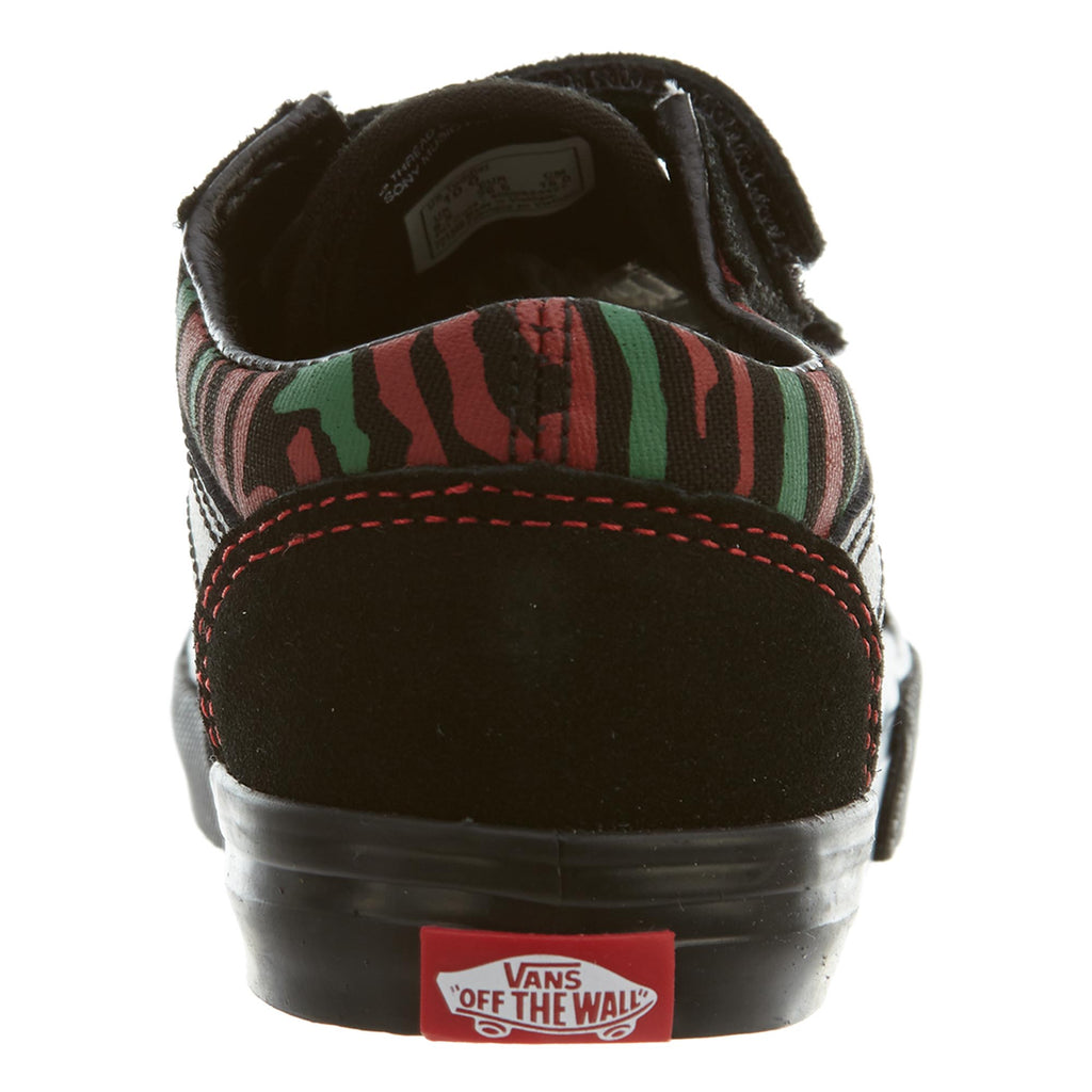 Vans Old Skool V (Atcq) Toddlers Style : Vn0a344k