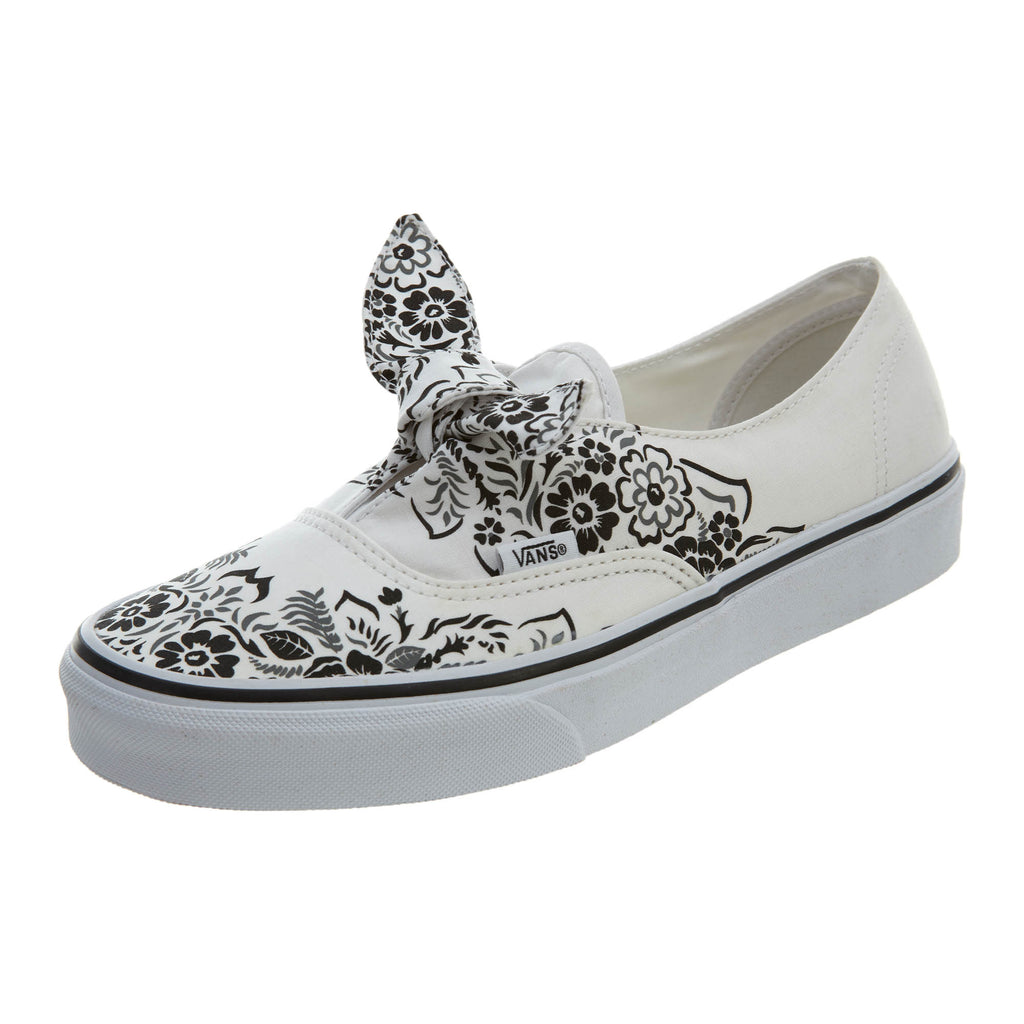 Vans Authentic Knotted (Floral Bandana) Unisex Style : Vn0a3mu2