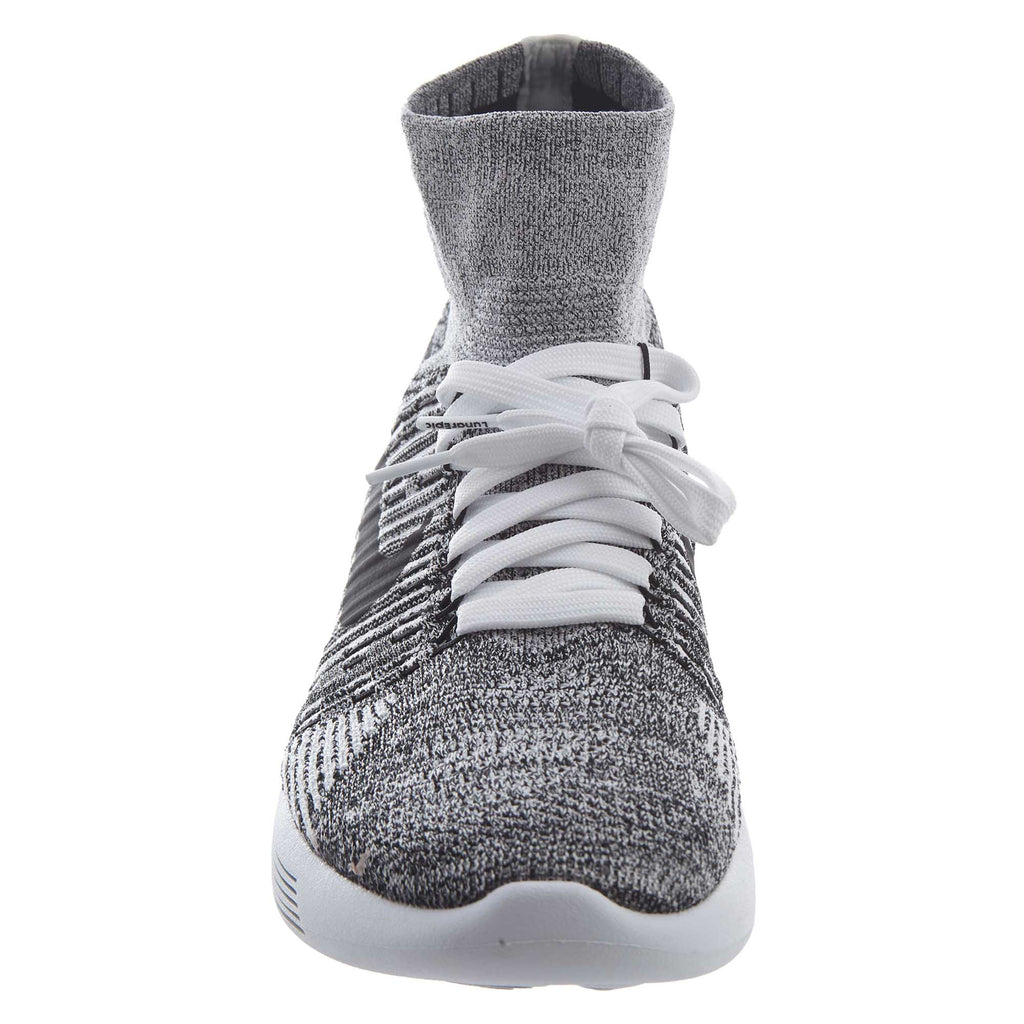 Nike Lunarepic Flyknit Oreo Mens Style : 818676-101