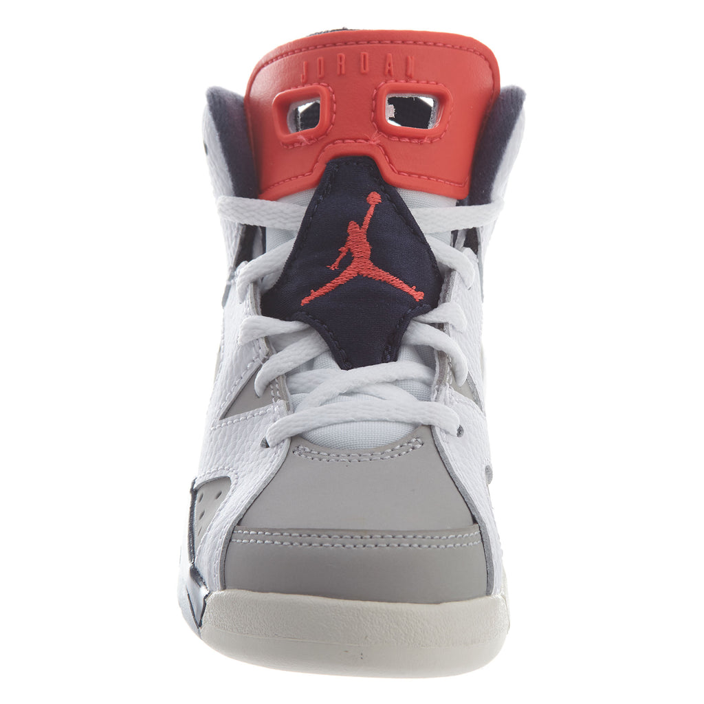 Jordan 6 Retro Tinker Little Kids Style : 384666-104