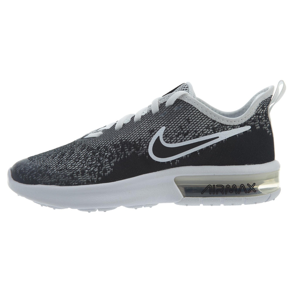 Nike Air Max Sequent 4 Big Kids Style : Aq2244-001