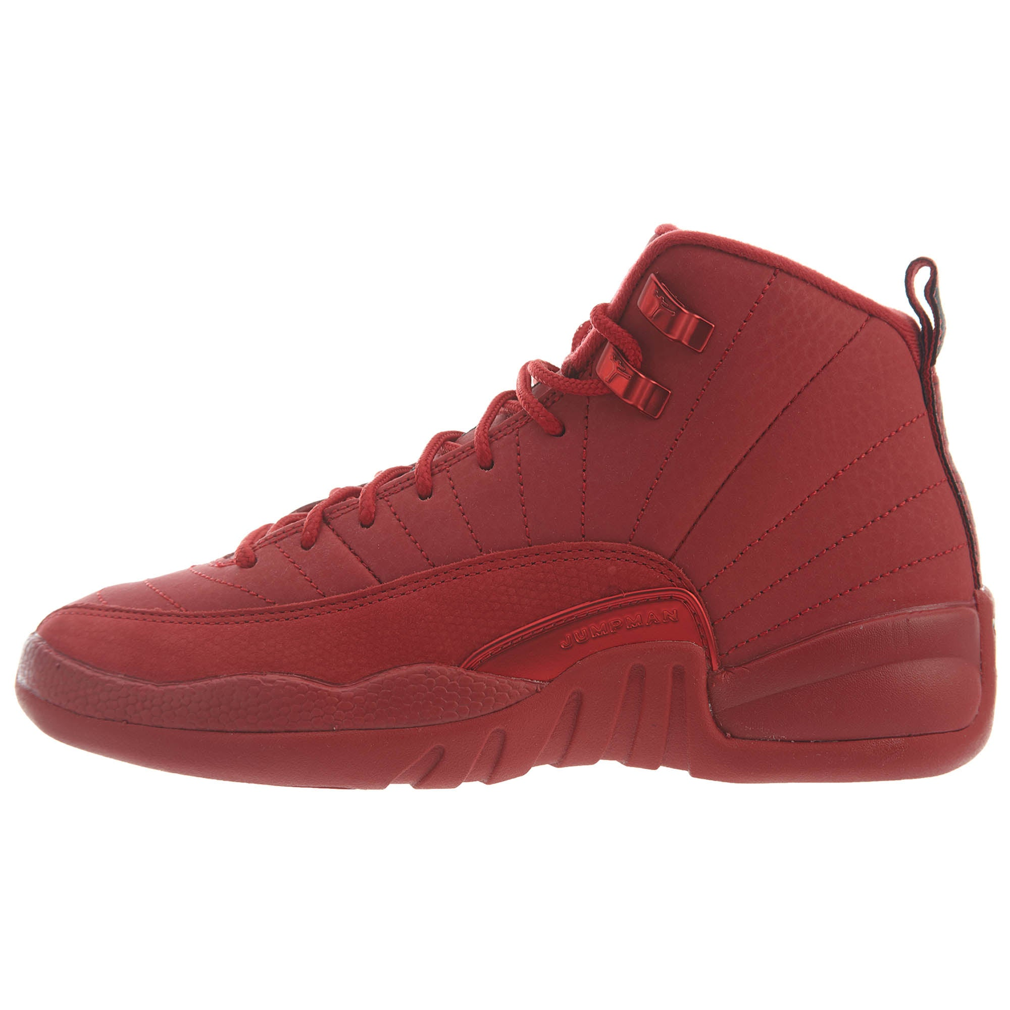 new product f6647 17aed Jordan Jordan 12 Retro Gym Red (2018) Grade School Big Kids Style    153265-601
