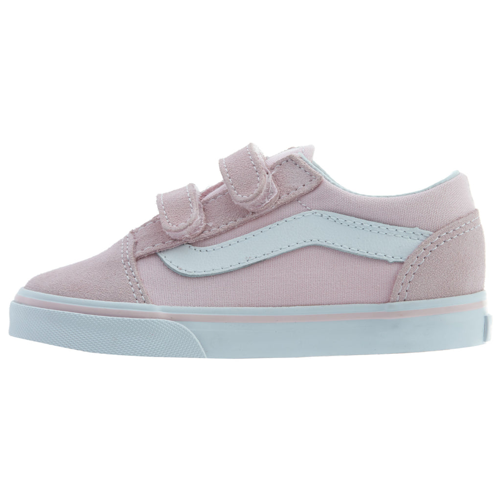 Vans Old Skool V (Suede/canvas) Toddlers Style : Vn0a344k-Q7K