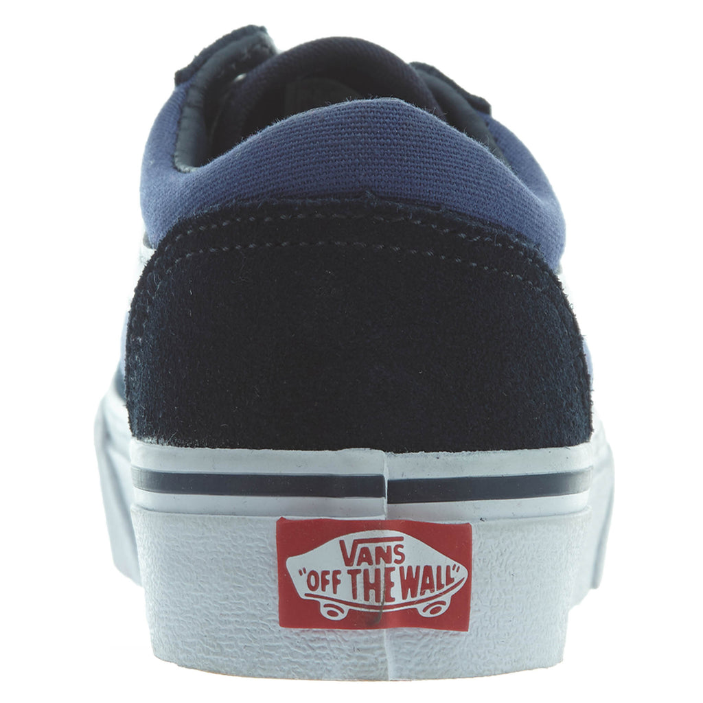 Vans Milton (Suede Canvas) Little Kids Style : Vn000qgc-FM4