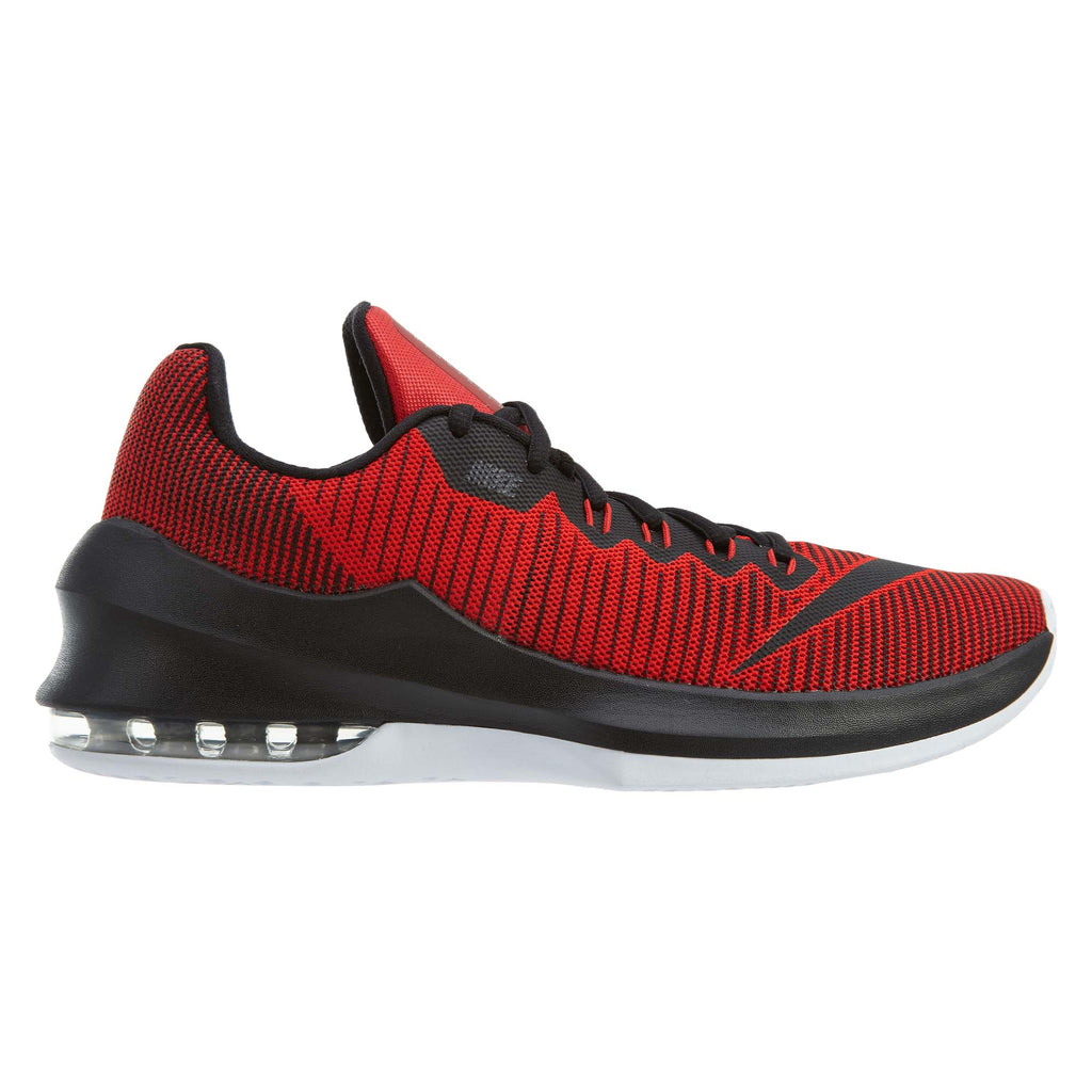 Nike Air Max Infuriate 2 Low Basketball Shoes Red Black Mens Style :908975