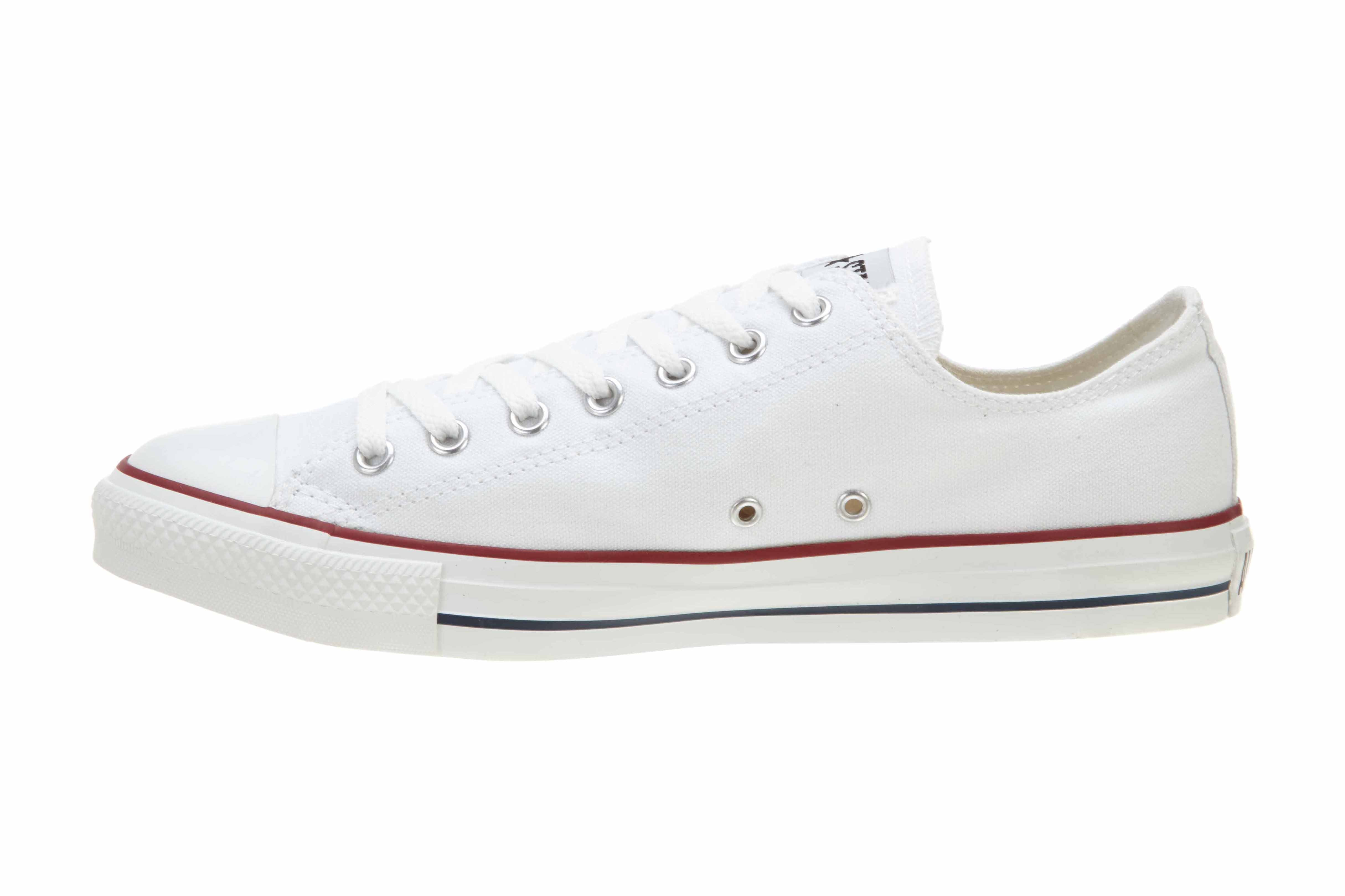 7668a534b3ce Converse Chuck Taylor All Star Ox Optic White Unisex Style M7652