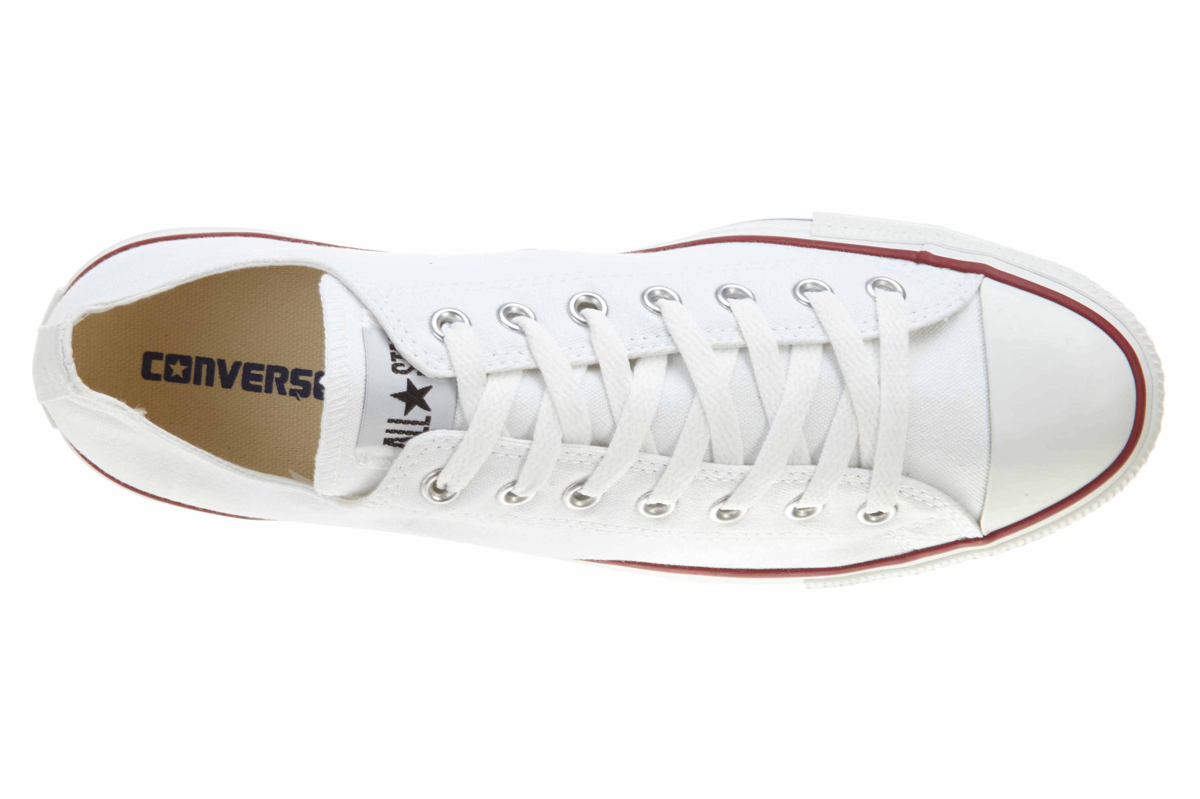 2d93194f6c8 Converse Chuck Taylor All Star Ox Optic White Unisex Style M7652