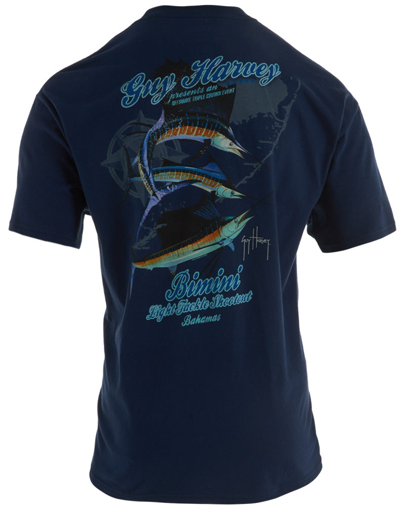 Guy Harvey Lt Tackle Shoot Mens Style : Mth1671
