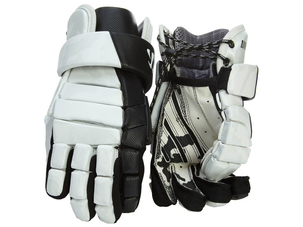 Warrior Hypno Iii Lacrosse Gloves Mens Style : Hg313bk