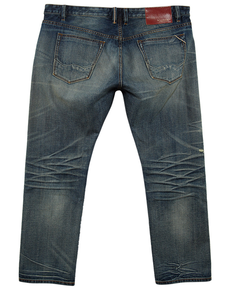 Cult Of Individuality  Rocker Slim Mens Style : 64c-14b-301c