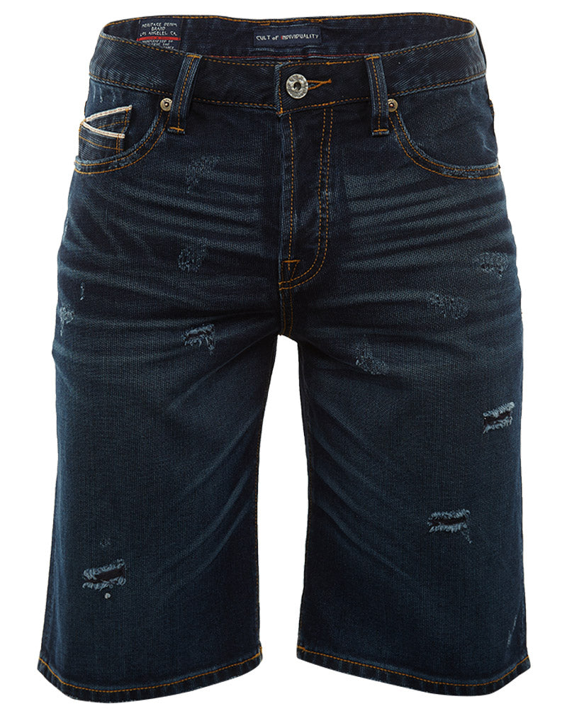 Cult Of Individuality  Logan Short Mens Style : 655-15a-880b