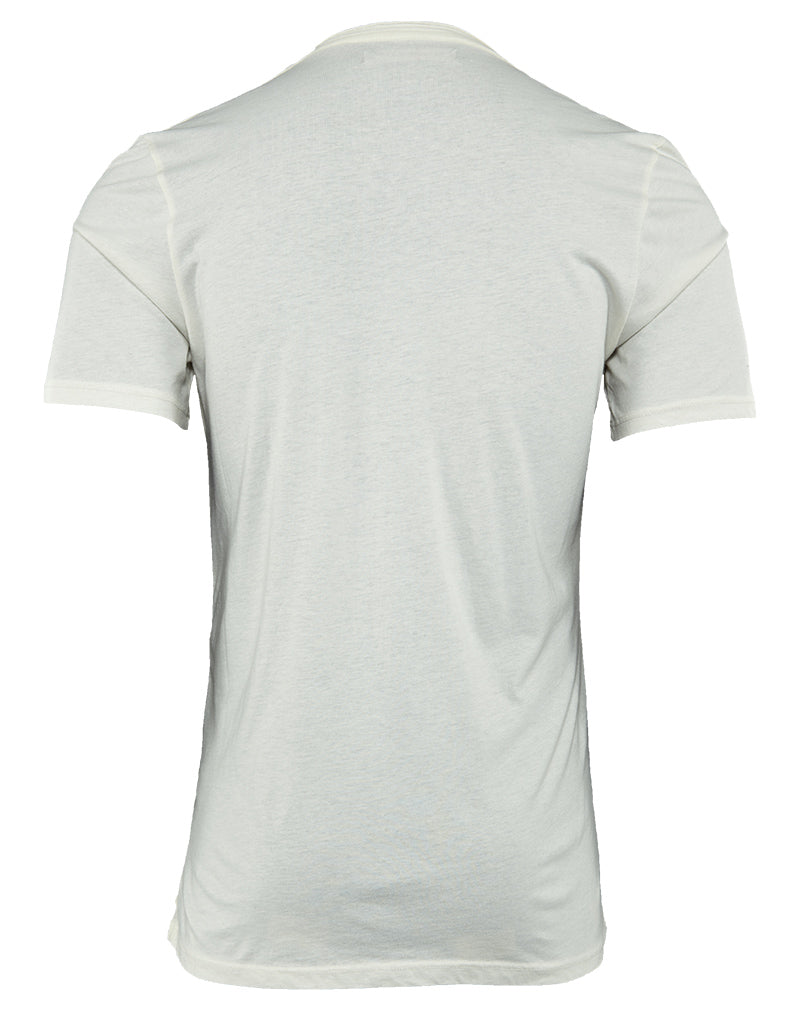 Cult Of Individuality  Player-2ply Front V Tee Mens Style : 648-14b-t042