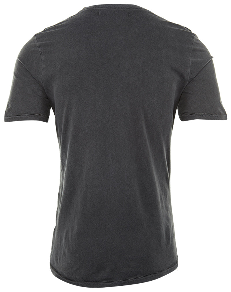 Cult Of Individuality  Fade To Black Crew Neck Tee Mens Style : 648-14b-t044