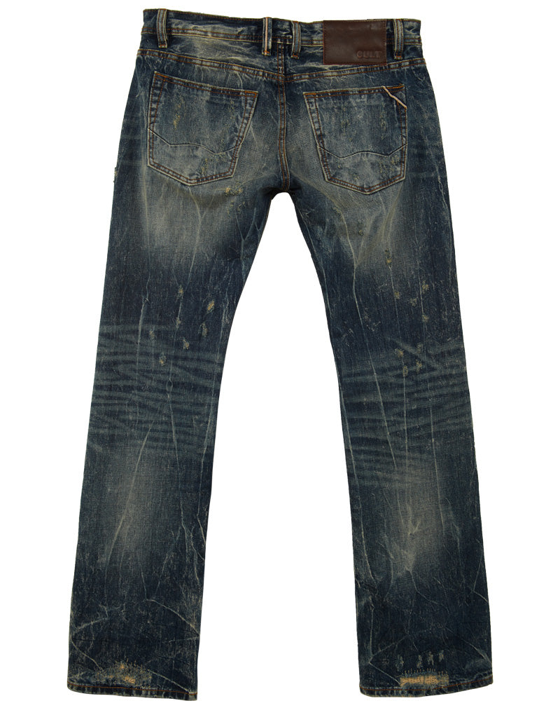 Cult Of Individuality  Hagen Relaxed Mens Style : 650-15b-101f