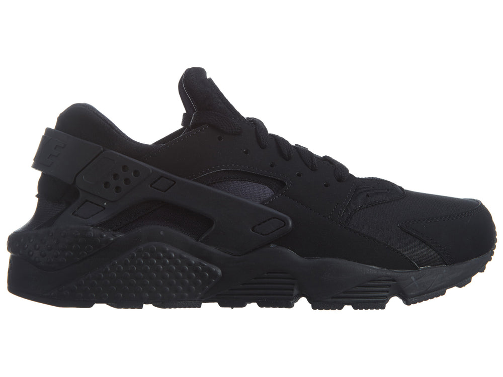 Air Huarache Black Black White