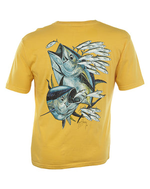 Guy Harvey Vintage Bluefin Mens Style : Mth7412