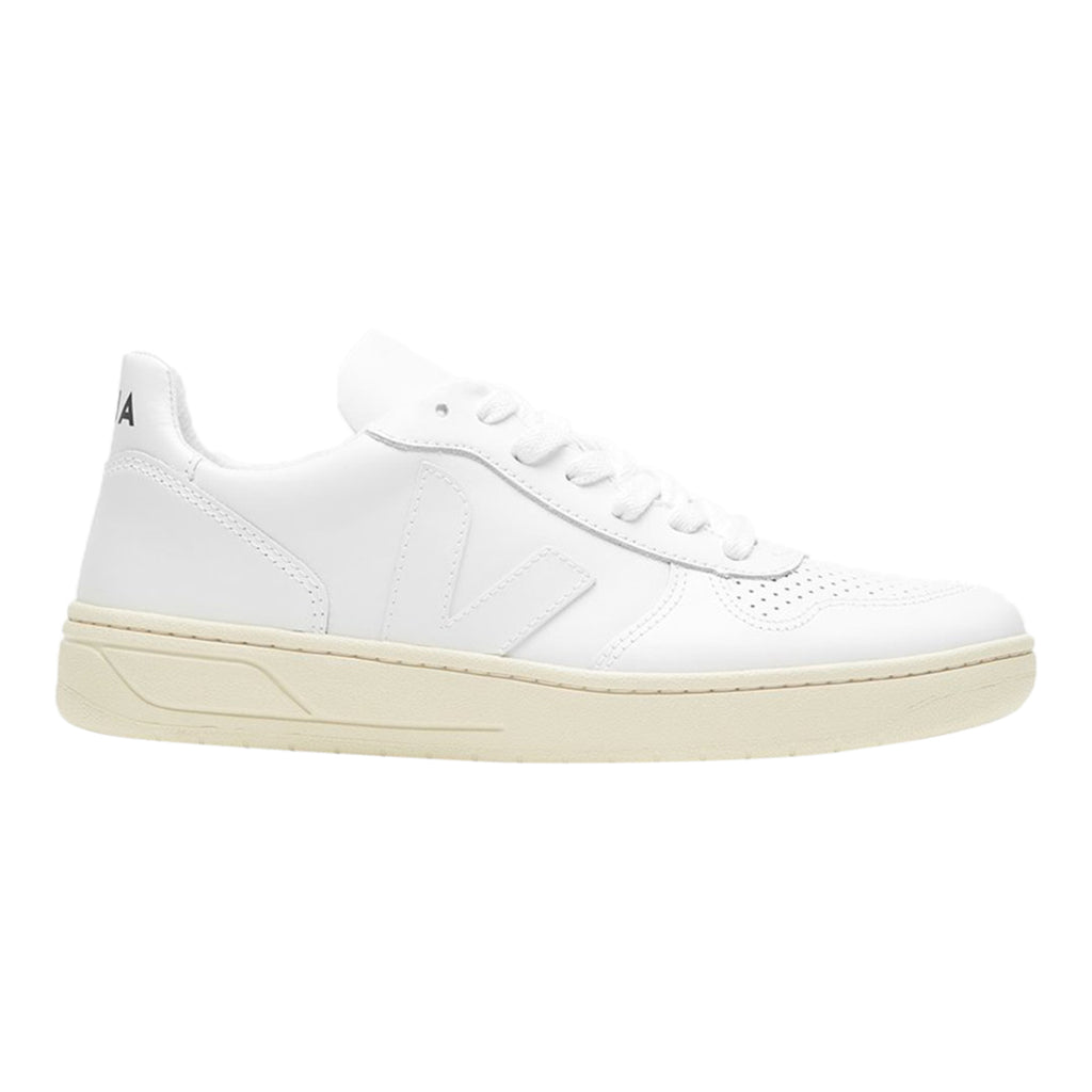 Veja V10 Leather Extra White Mens Style : Vx021270