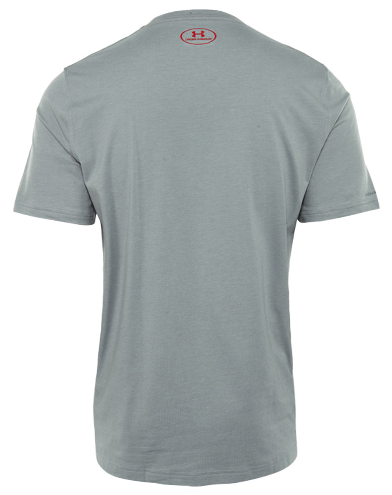 Underarmour Ua Charged Cotton Sportstyle T-shirt Mens Style : 1257616
