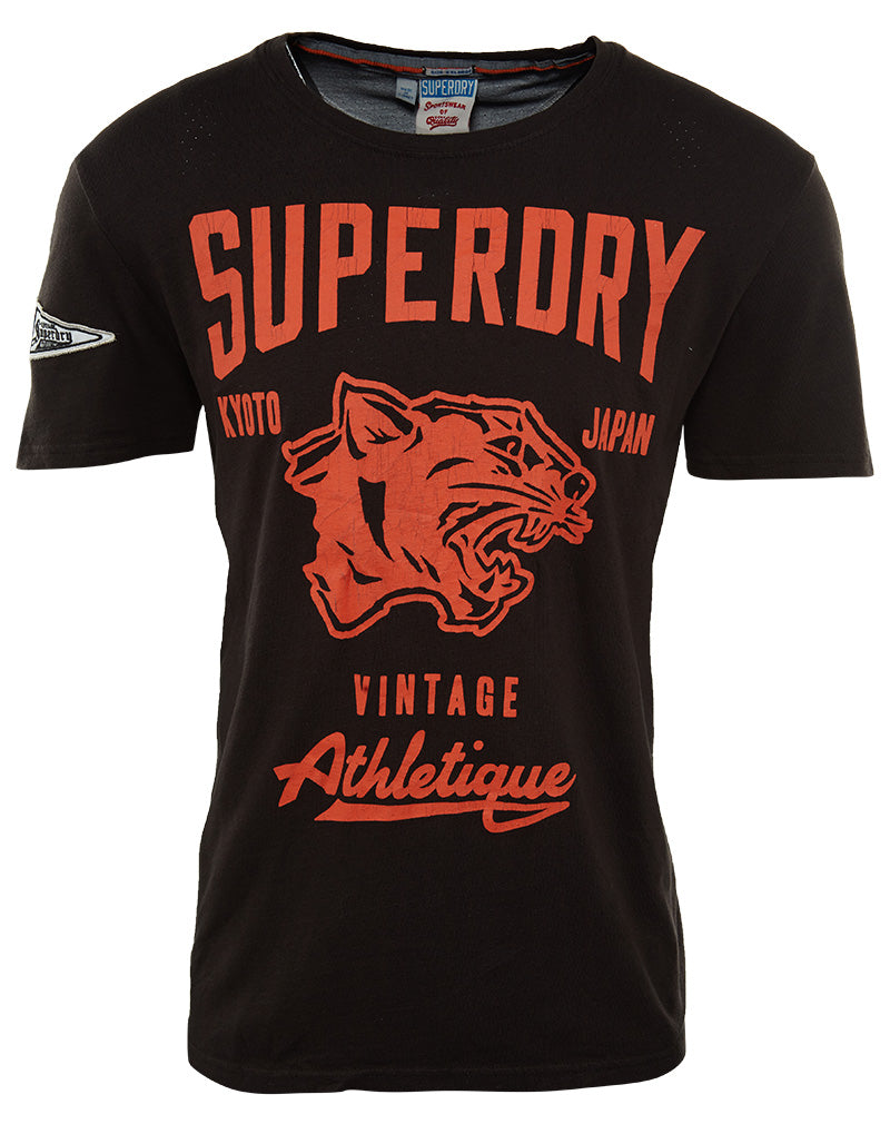 Superdry Mascots Vintage Mens Style : Ms1ia815