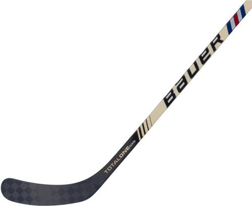 Bauer Supreme Total One Nxg Limited Edition 2 Griptac Composite Hockey Stick Unisex Style : 1044180 102RHT
