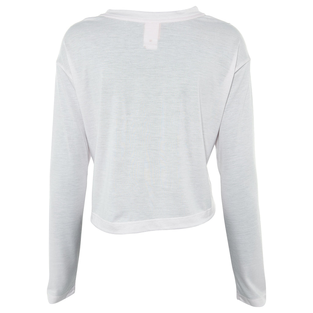 32931a00 Nike Essential Long Sleeve Crop Top Womens Style : 856738