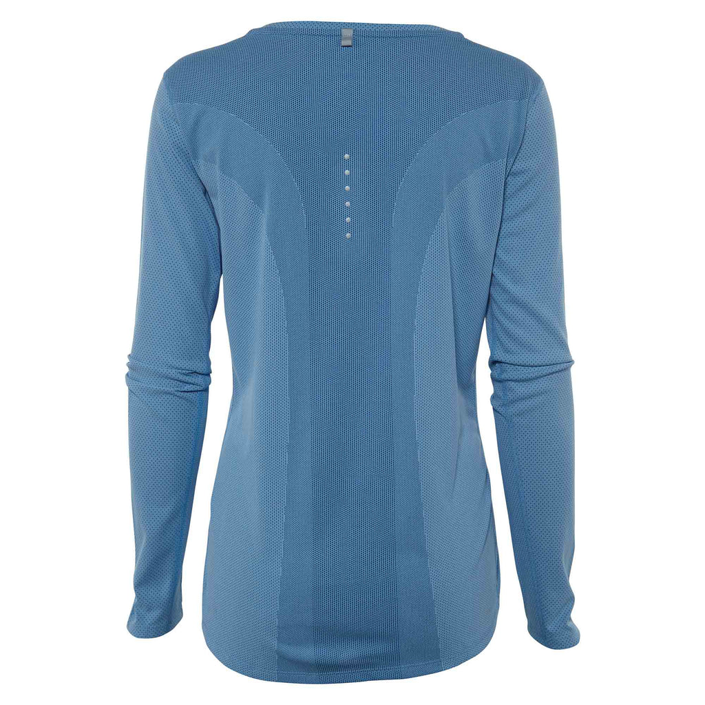 1ef1ed5c Nike Zonal Cooling Contour Long Sleeve Running Top Womens Style : 644707