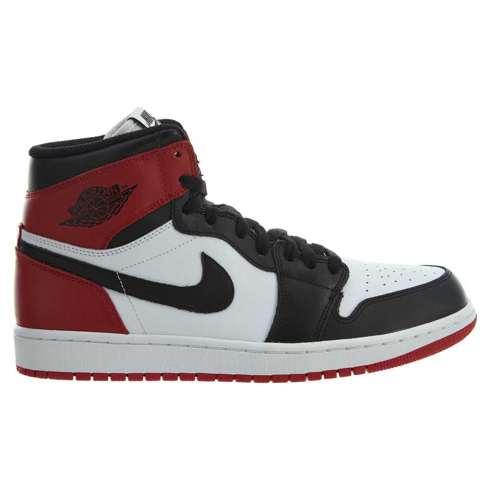 AIR JORDAN 1 RETRO HIGH OG Black Toe 2013 Style# 555088