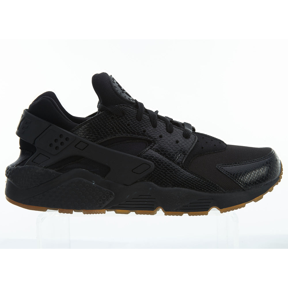 Air Huarache Run Snakeskin Black Gum