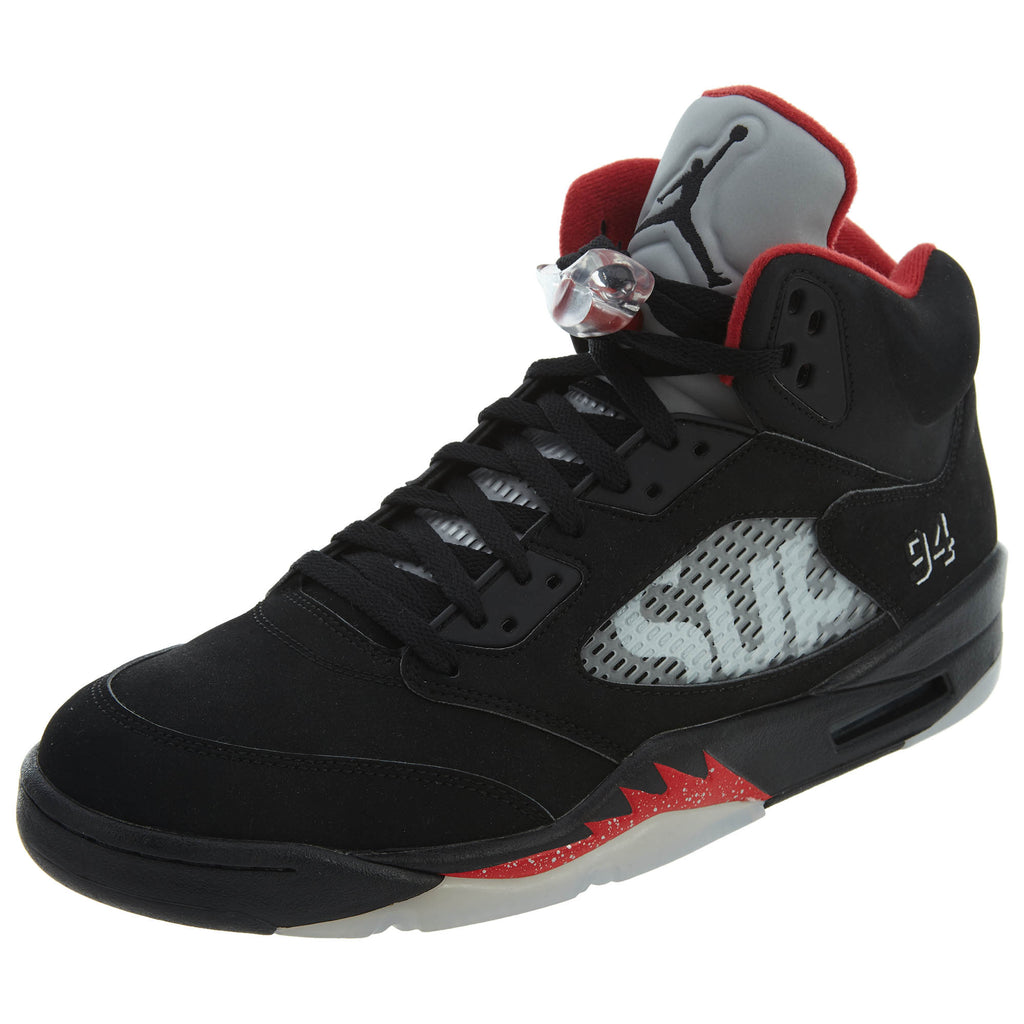 Jordan 5 Retro Supreme Black
