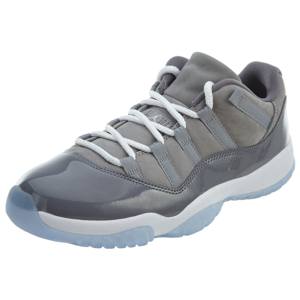 Jordan 11 Retro Low Cool Grey Mens Style : 528895