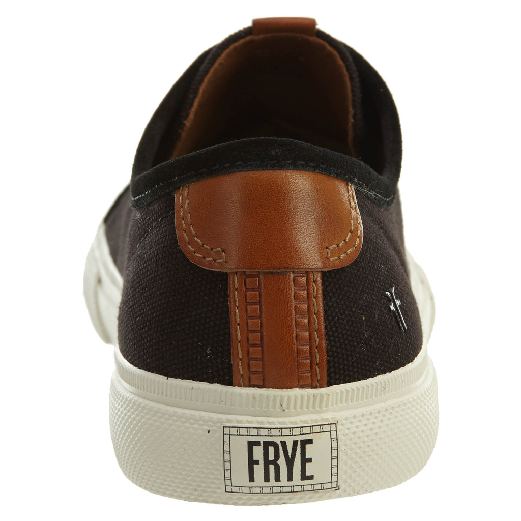 Frye  Gia Canvas Low Lace Womens Style : 3479190