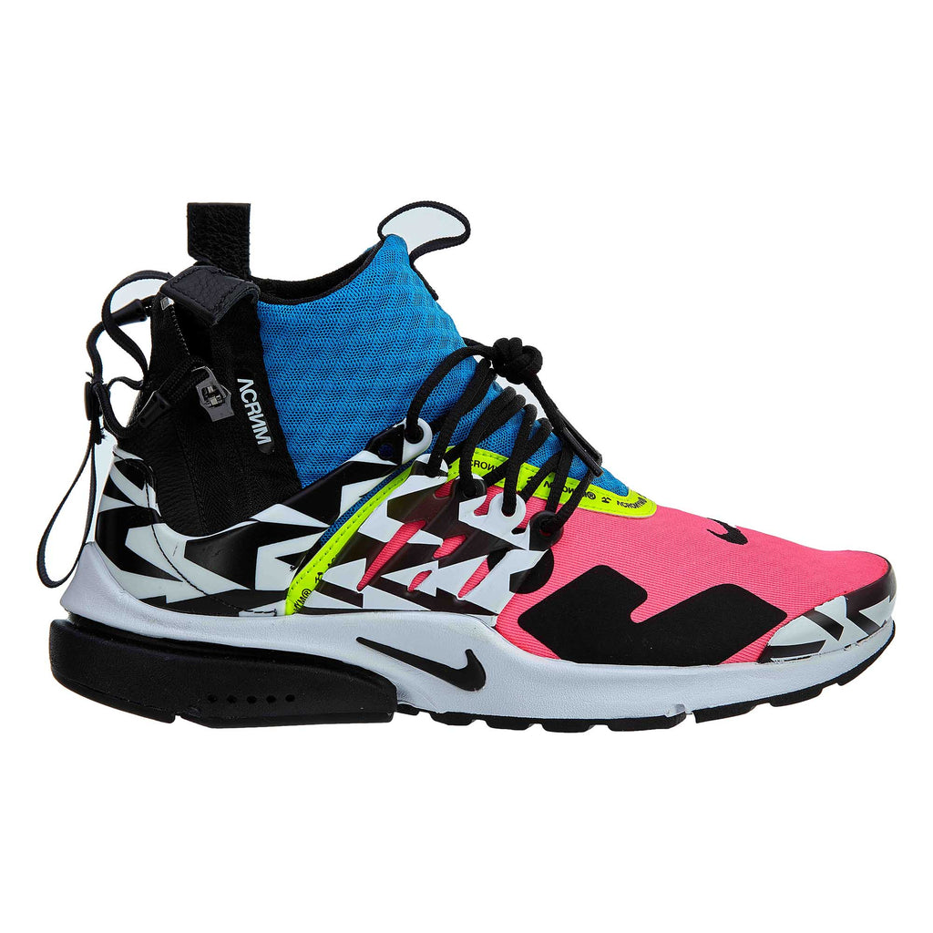 super popular cf9ab 0bb57 ... switzerland nike air presto mid acronym racer pink mens style ah7832  600 333af 1e2bf